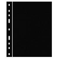 Leuchtturm Black interleaves for OPTIMA album