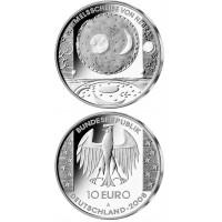 Germany 2008 10 euro Himmelsscheibe von Nebra A