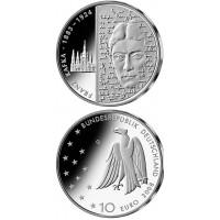 Germany 2008 10 euro  Franz Kafka G