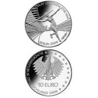 Germany 2009 10 euro Leichtathletik-WM