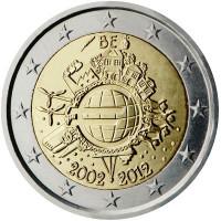 Belgium 2012 Ten years of the Euro