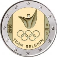 Belgium 2016 Belgium team in Rio
