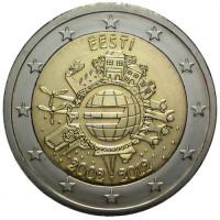 Estonia 2012 Ten years of the Euro
