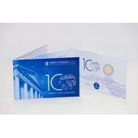 Estonia 2019 Tartu University Coin Card
