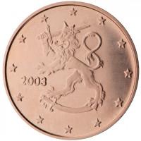 Finland 2003 0.01 cent