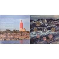 Finland 2010/I Euro coins BU set