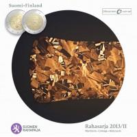 Finland 2013/2 Euro coins BU set 2013/2