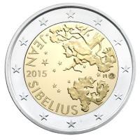 Finland 2015 The 150th anniversary of the birth of composer Jean Sibelius