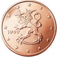 Finland 1999 0.01 cent