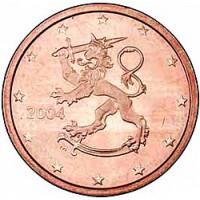 Finland 2004 0.02 cent
