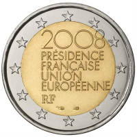 France 2008 French Presidency of the Council of the European Union in the second half of 2008