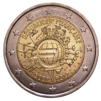 France 2012 Ten years of the Euro