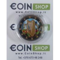 Ireland 2011 2 euro COLORED.