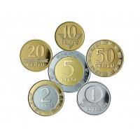 Lithuania 1997-2013 coin set