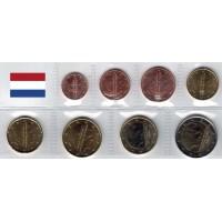 Netherland 2016 Euro coins UNC set