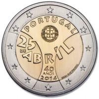 Portugal 2014 40th Anniversary of the 25th April Revolution