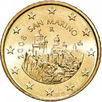 San Marino 2008 50 ct