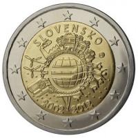 Slovakia 2012 Ten years of the Euro