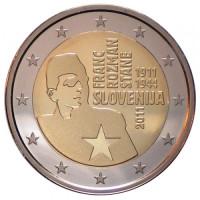 Slovenia 2011 100th anniversary of the birth of Franc Rozman-Stane