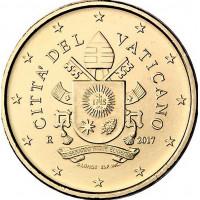 Vatican City 2017 50 cent