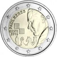 Estonia 2016 Paul Keres BU