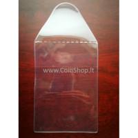 Protective plastic for San Marino 2 euro coins